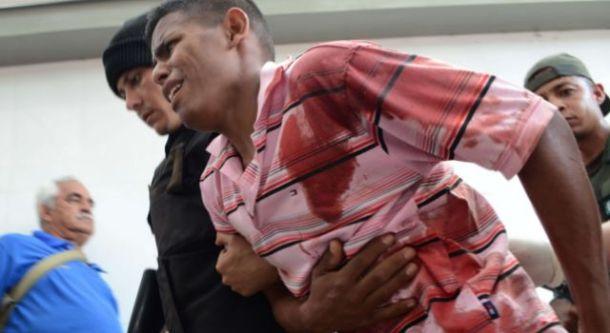 Massacre dans la prison d'Uribana (Venezuela)