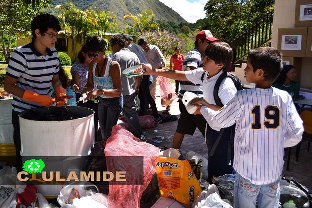 Recyclage des déchets - CIULAMIDE