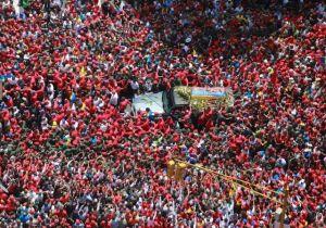 Funérailles de Hugo Chávez