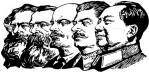 Marx, Engels, Lénine, Staline, Mao