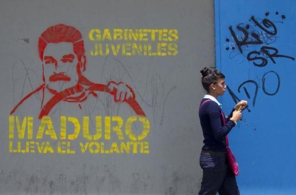 Venezuela, Maduro est au volant
