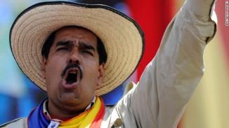 Maduro crie