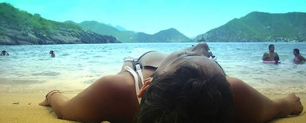 Madmoizelle sur la plage