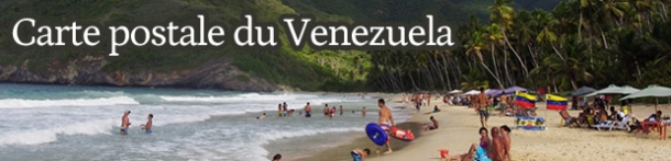 Madmoizelle : cartes postales du Venezuela