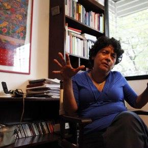 Conférence de Margarita López Maya àParis