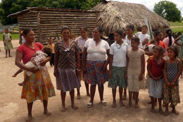 La communauté Pumé de Madroño-Merecure