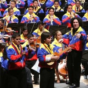 1400 musiciens vénézuéliens au Festival deSalzbourg
