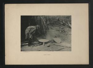 Cuisson du casabe