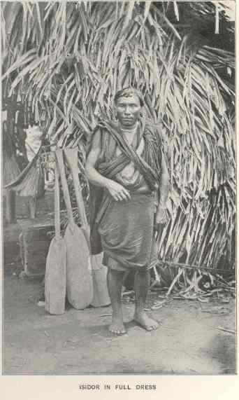 Isidor, guide Waiomgomo