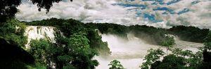 Les chutes Pará sur le rio Caura