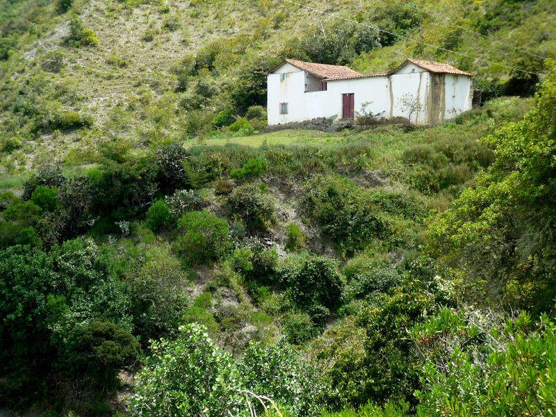 Ancienne hacienda de blé El morro, Mérida, Venezuela