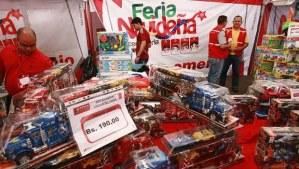 Marché de Noël à Caracas