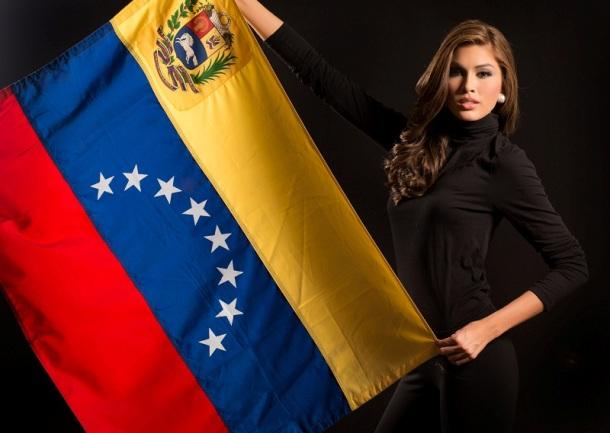María Gabriela Isler, Miss Univers 2013