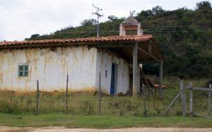 La chapelle de Mucutaray, Mérida, Venezuela