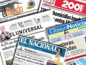 Presse du Venezuela